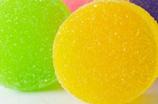 Free Colorful Candy Royalty Free Stock Image - 13787046