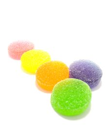 Free Colorful Candy Stock Photography - 13787112