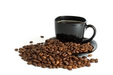 Free Cup Of Coffee Royalty Free Stock Photography - 13787367