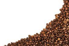 Free Coffee Beans Royalty Free Stock Photos - 13787378