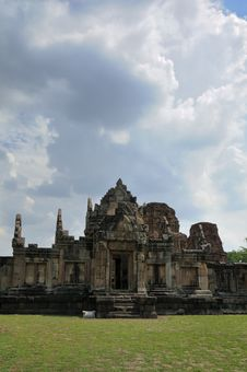 Free Muang Tam Sanctuary Front View Stock Photos - 13787383