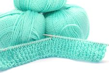 Free Yarn And Knitting Stock Photography - 13787462