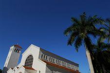 Free Church Stock Photography - 13787522