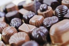 Free Chocolate And Praline Royalty Free Stock Images - 13788079
