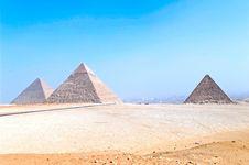 Free Pyramids Stock Image - 13788541