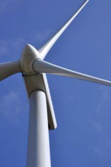 Free Wind Turbine Royalty Free Stock Image - 13788586