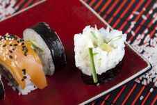 Free Sushi Meal Stock Images - 13788604