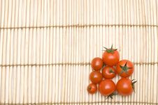 Free Set Of Small Tomato Stock Images - 13788734