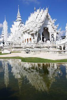 Free Wat Rong Khun Royalty Free Stock Images - 13789169