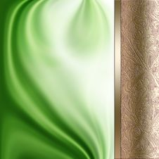 Free Abstract Green Background Stock Photo - 13789230