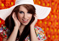 Free Summer Woman Royalty Free Stock Photography - 13794177