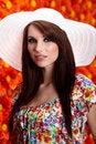 Free Summer Woman Royalty Free Stock Image - 13794446