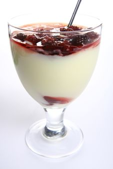 Free Pudding Dessert Royalty Free Stock Photography - 13790167