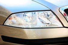 Free Partial View Of The Car Royalty Free Stock Photo - 13790295