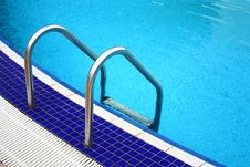 Free Poolside Royalty Free Stock Photo - 13790455
