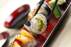 Free Sushi Stock Photography - 13790812
