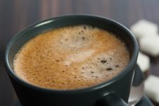 Free Cup Of Coffee Stock Photo - 13791330