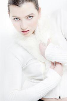 Free Woman S Portrait Stock Image - 13791481