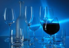 Free Red Wine Stock Photography - 13791842