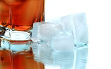 Free Whiskey With Ice Royalty Free Stock Photo - 13792005