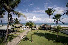 Free Splendid Views Of The Atlantic Ocean Stock Image - 13792441