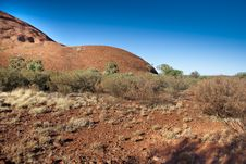 Free Australian Outback Royalty Free Stock Image - 13793106