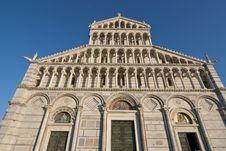 Free Duomo In Piazza Dei Miracoli, Pisa, Italy Royalty Free Stock Photo - 13793185