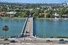 Free Leaving Miami, Florida Stock Image - 13793791
