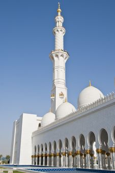 Free Mosque Minaret Stock Photos - 13794693