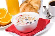 Free Breakfast Stock Photo - 13794960