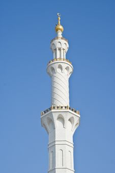 Free Minaret Stock Image - 13794961
