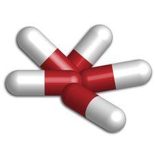 Free Pills Royalty Free Stock Image - 13795206