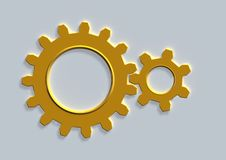 Free Gear Wheel Royalty Free Stock Image - 13795666