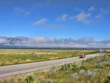 Free Grand Teton National Park, Wyoming Royalty Free Stock Photos - 13795818