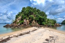 Free Thailand Island, Summer 2007 Stock Photos - 13795913