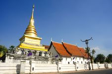 Free Thai Temple Stock Photo - 13796460