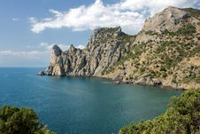 Free Crimea Coast Stock Image - 13796531