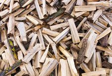 Free Firewoods Royalty Free Stock Photo - 13796865
