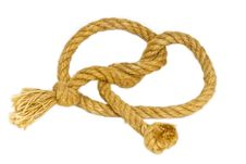 Free Rope Royalty Free Stock Photo - 13796915