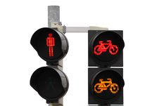 Free Traffic Lights Royalty Free Stock Photography - 13797057