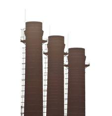 Free Three Chimneys Stock Image - 13797321
