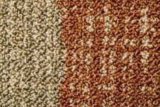 Free Close Up Of Carpet With Knots Royalty Free Stock Photography - 13797347
