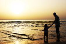 Free Sunset Stock Image - 13797631