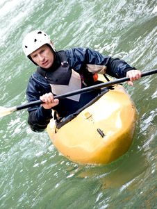 Free Kayaker Stock Photos - 13797833