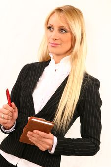 Free Business Woman Royalty Free Stock Photo - 13797985