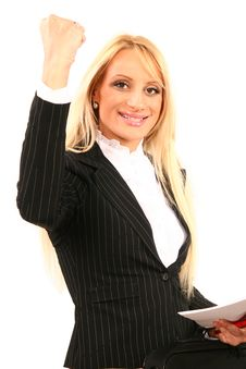 Free Business Woman Royalty Free Stock Photography - 13797997
