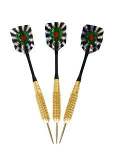 Free Darts Arrows Stock Photography - 13798482