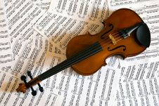 Free Violin Stock Photos - 13798773