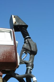 Free Gas Pump Nozzle Stock Images - 13798964