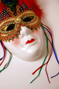 Free Big Colorful Mask Royalty Free Stock Photo - 1382215